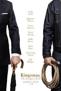 Kingsman: The Golden Circle (2017) Hindi Dubbed Free Movies Online