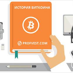 История биткоина (Bitcoin) кратко