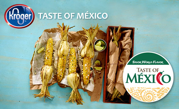 Taste of México at Kroger Review via ProductReviewMom.com
