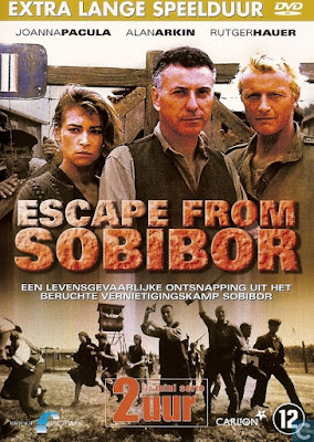 Escape From Sobibor 1987 Dual Audio WEBRip 480p 200mb HEVC x265
