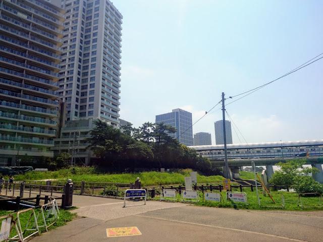 多摩川 兵庫島公園