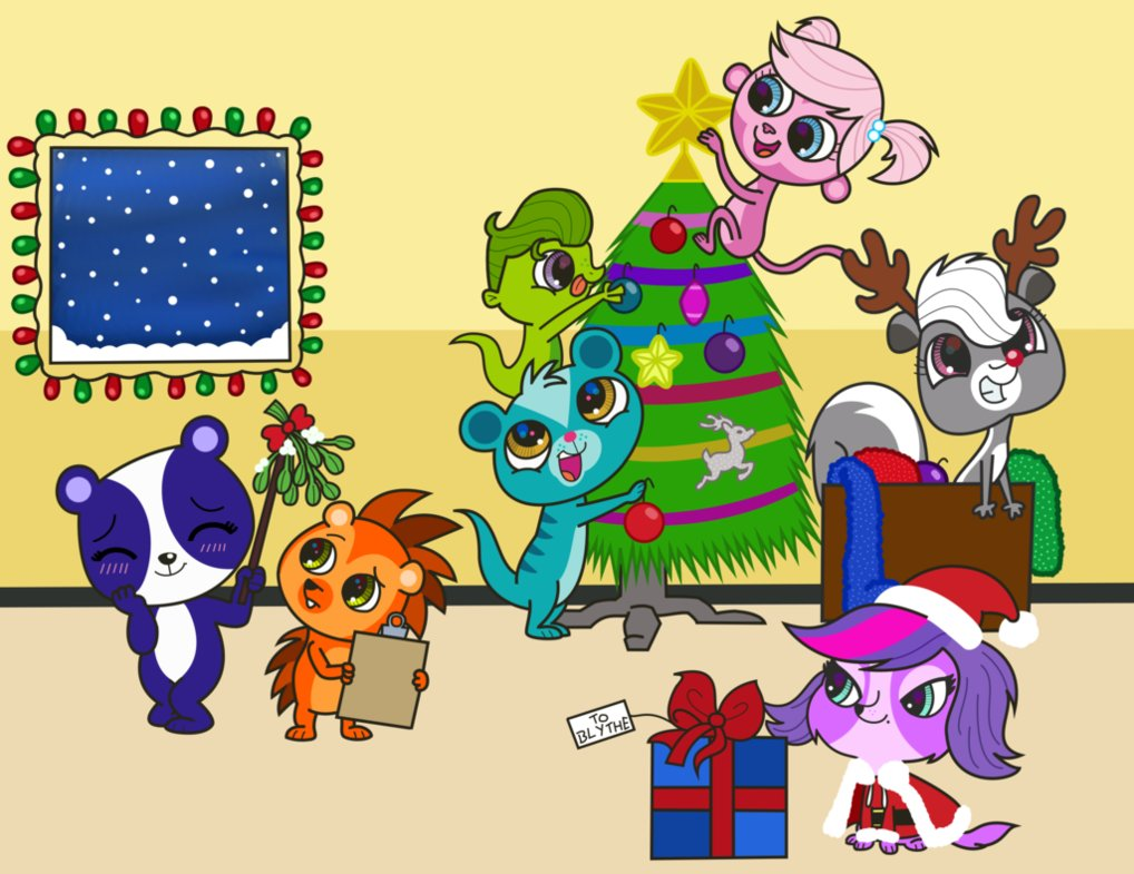 The Pet Shop Insider: Story: A Littlest Pet Shop Christmas