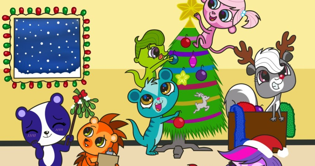 Littlest Pet Shop: Story: A Littlest Pet Shop Christmas