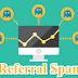 Hướng dẫn chặn spam từ các trang giới thiệu referrals