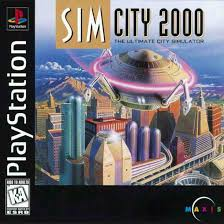 SimCity 2000 - PS1 - ISOs Download