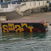 Likoni channel panic as a Tanzanian Bus reverse and ditched into the ocean.
