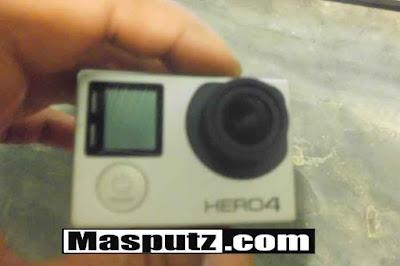 Memperbaiki Kamera Gopro Hero4 Sering Error atau Hang