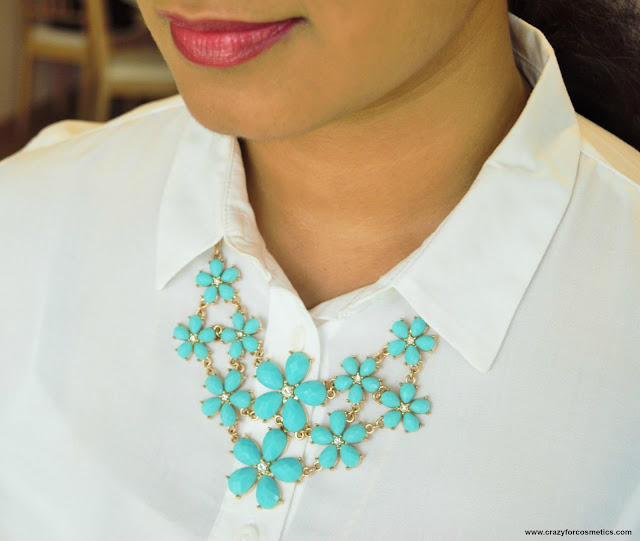 Forever 21 statement necklace collection