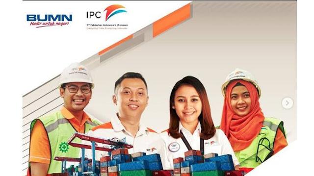 Lowongan Kerja BUMN PT. Pelindo I Persero, Jobs: Calon Pandu.