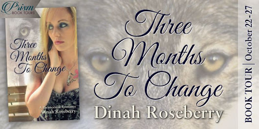 Three Months to Change: a Paranormal Romance with a Giveaway