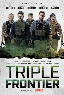 Triple Frontier - Poster & Trailer