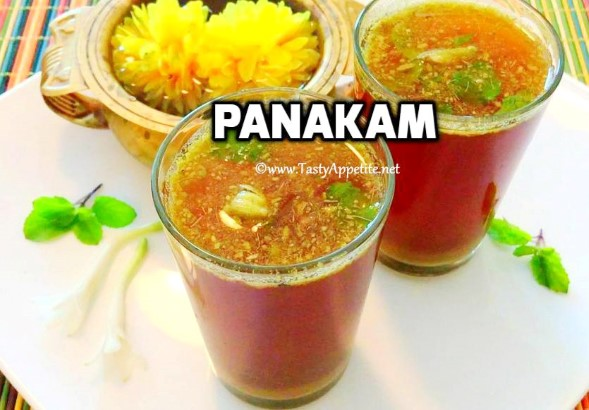 panakam recipe