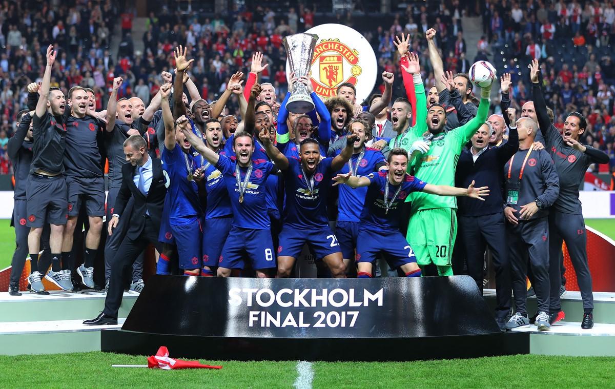 Manchester Unied - câștigătorea Europa League, 2016/2017
