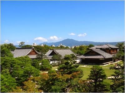 พระราชวังฮอนมารุ - ปราสาทนิโจ (Nijo Castle)