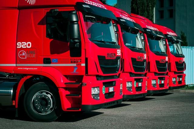 Codognotto, l'eco-sostenibilità del trasporto su gomma