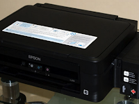 Epson L210 Wireless Printer Setup