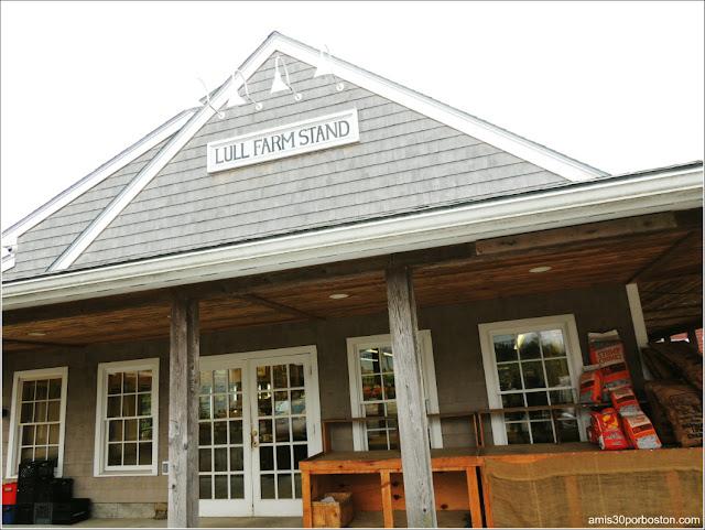 Lull Farm New Hampshire