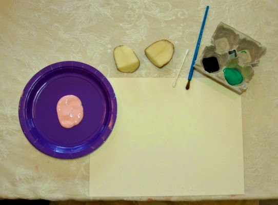 How To Keep Calm During Messy Play