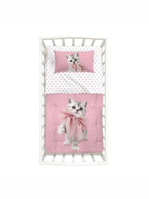 Baby Pink de Caleffi Studio Pets. Edredón CUNA