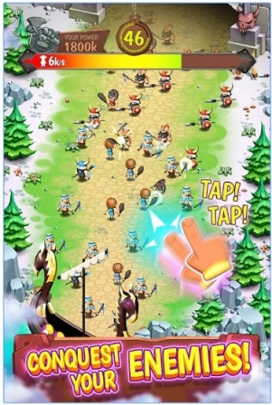 Viking Heroes War Apk