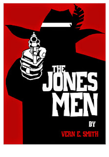 The Jones Men: 40th Anniversary Edition  cover