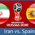Match Preview: Iran vs Spain