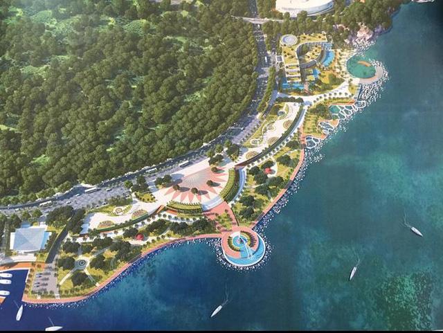 Dự án công viên Nha Trang Sao