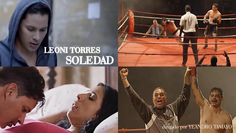 Leoni Torres - ¨Soledad¨ - Videoclip - Dirección: Yeandro Tamayo Luvin. Portal del Vídeo Clip Cubano