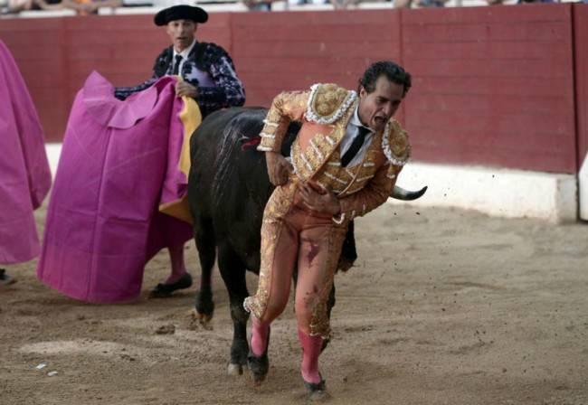 Ταύρος σκότωσε τον διάσημος Ισπανός ταυρομάχος Ιβάν Φαντίνο (βίντεο)