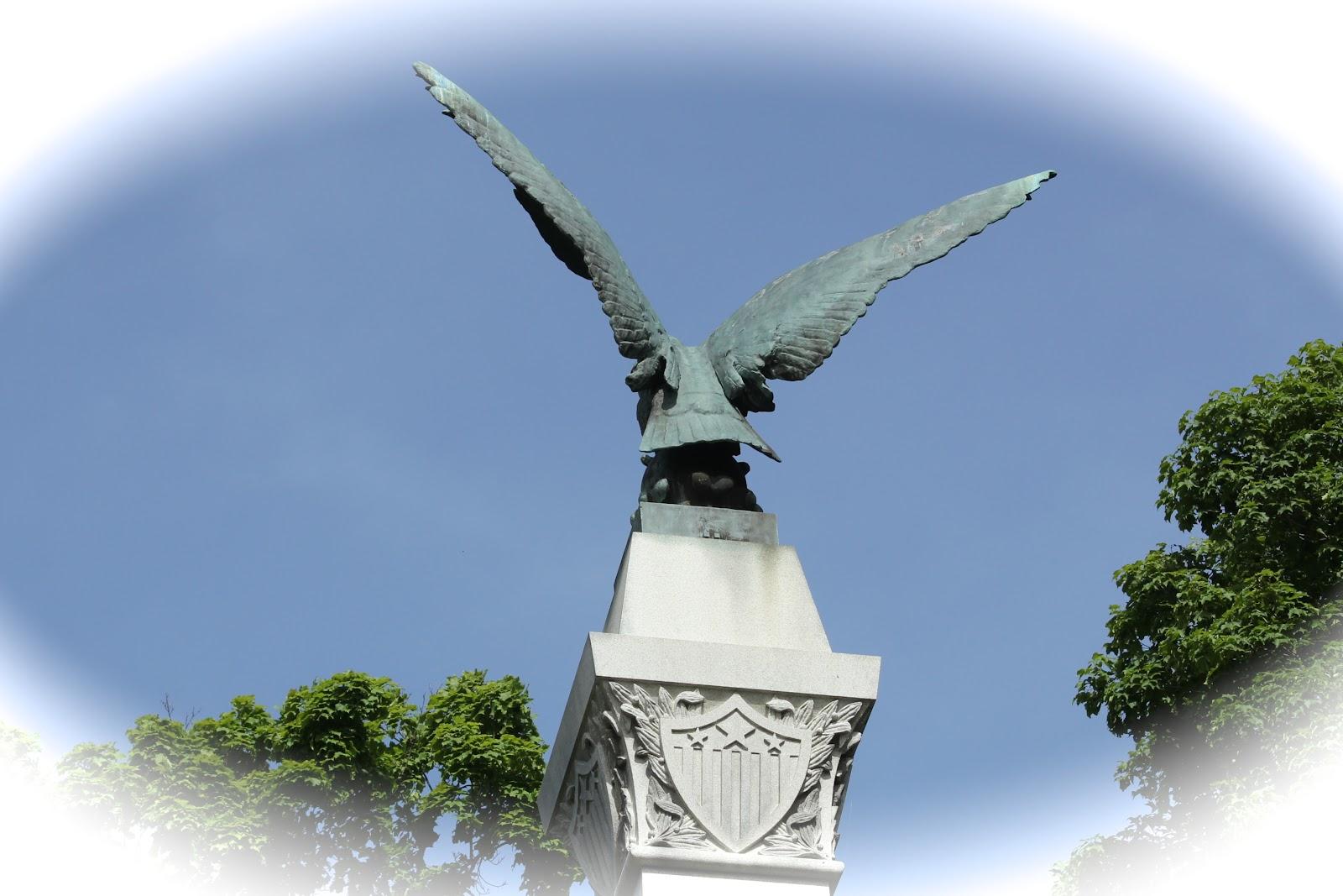 Wisconsin Historical Markers Watertown Civil War Memorial