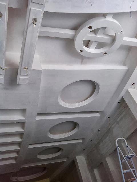 architecture plafond
