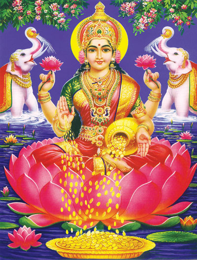 देवी लक्ष्मी के 108 नाम