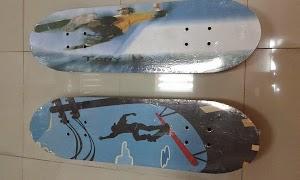 Cara Bermain Skateboard