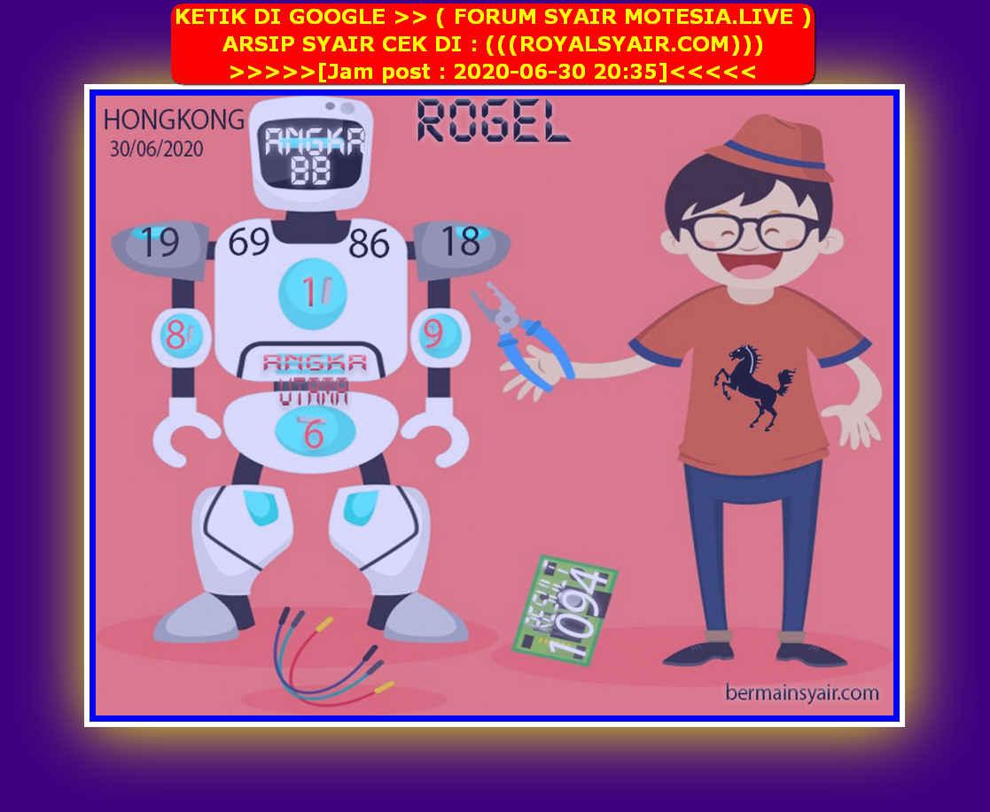 Kode syair Hongkong Selasa 30 Juni 2020 127