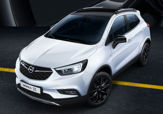 opel mokka x 2019 couleurs colors. Black Bedroom Furniture Sets. Home Design Ideas