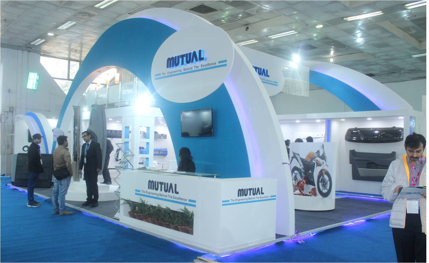 Exhibition Booth Fabrication : Innovative exhibition stall design delhi ~ exhibition stall designer