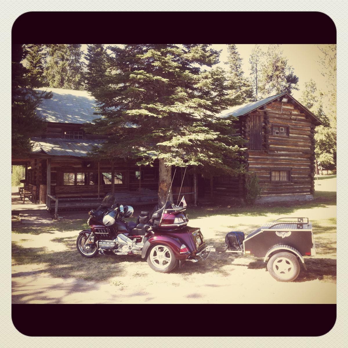 Pahaska Tepee Lodge, viejo hotel de Buffalo Bill