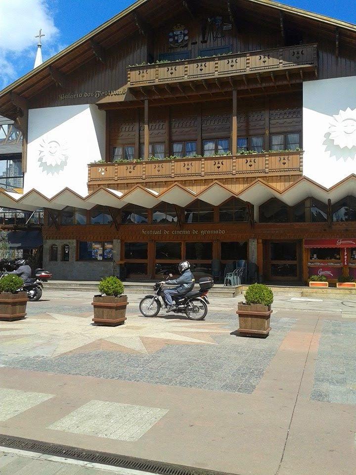 Palacio dos festivais de los festivales