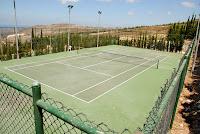 Γήπεδο αντισφαίρισης