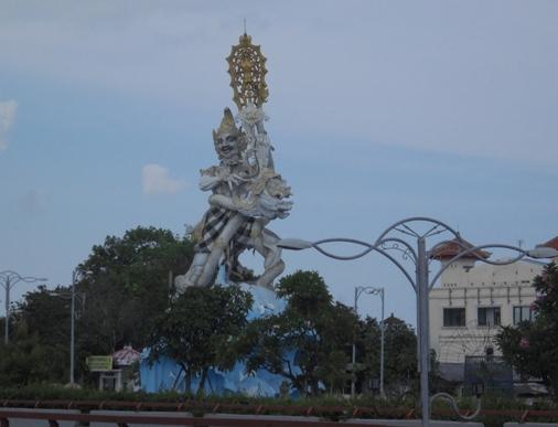 Dewa Ruci Statue Bali, Patung Dewa Ruci Kuta Bali, Dewa Ruci Story
