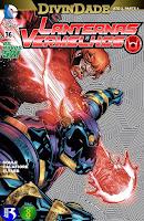 Os Novos 52! Lanternas Vermelhos #36