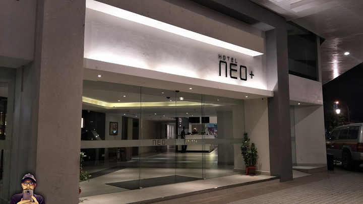 Pengalaman Menginap Hotel Neo Plus by Aston Penang