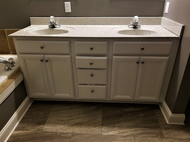 Kitchen Cabinet Refinishing20