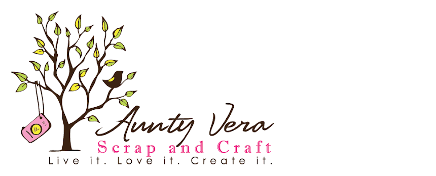 Aunty Vera Scrap and Craft