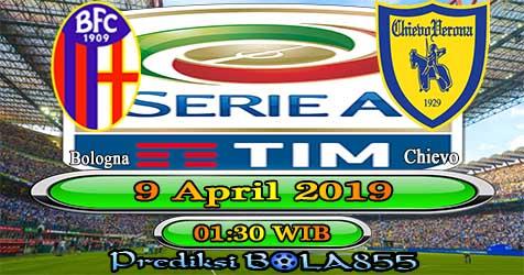 Prediksi Bola855 Bologna vs Chievo 9 April 2019