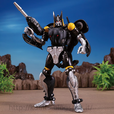 Dalla Takara Tomy il Masterpiece MP-34S Cheetor Shadow Panther
