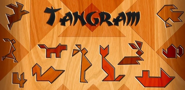 Jogue Tangram no seu dispositivo Android