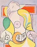 """""""La Lecture"""", Pablo Picasso"""