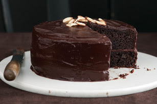 I Tasted So Many Cakes In My Like Especially This Cake Since Love Chocolate Think The Best Fudge