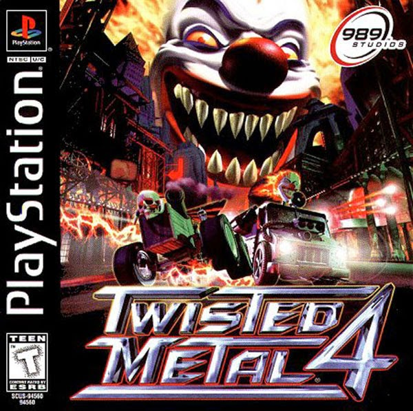 PC game Twisted Metal